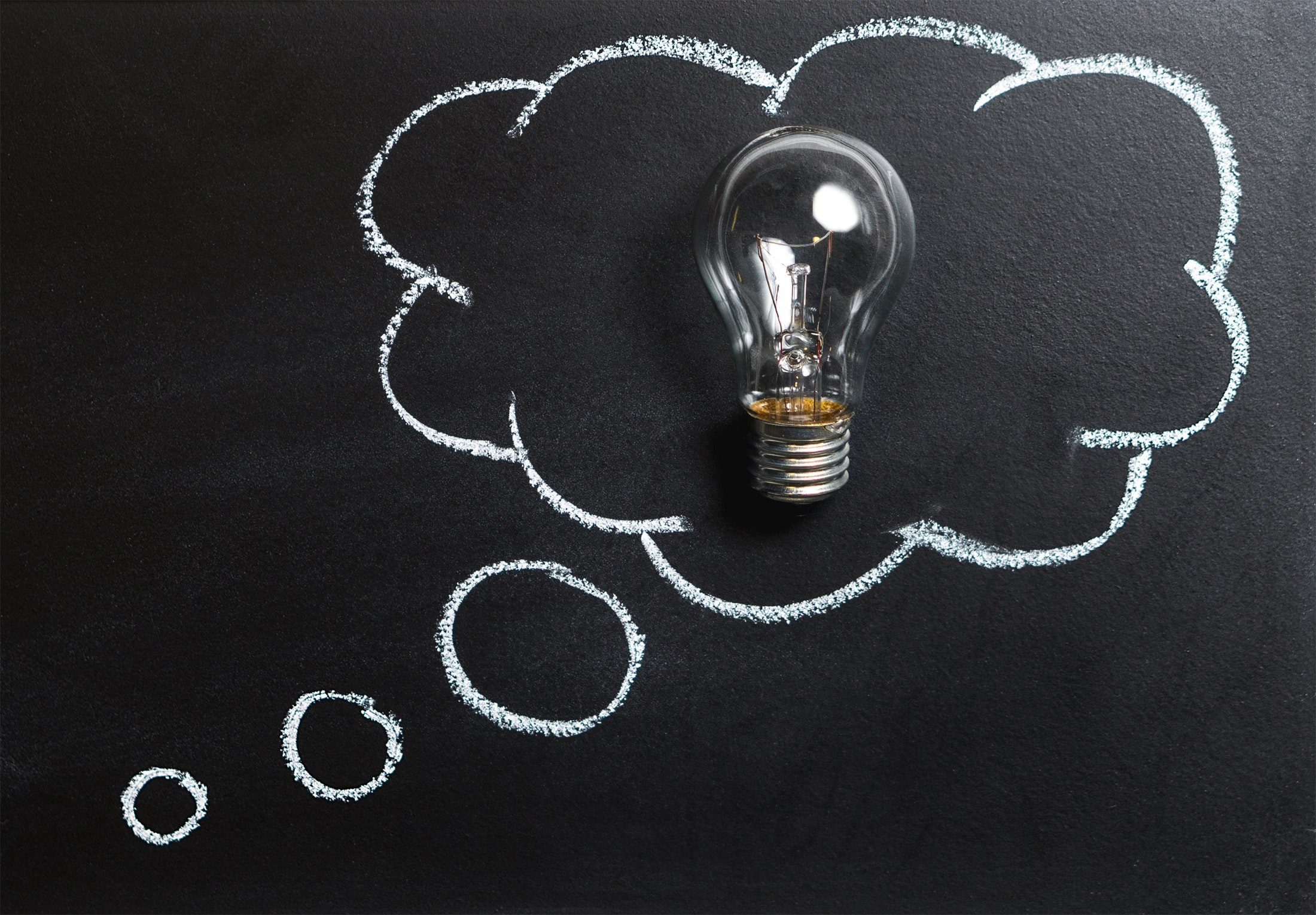set off light bulbs in the mind of your audience
