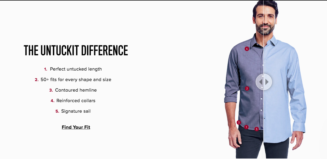 Shirts Designed To Be Worn Untucked